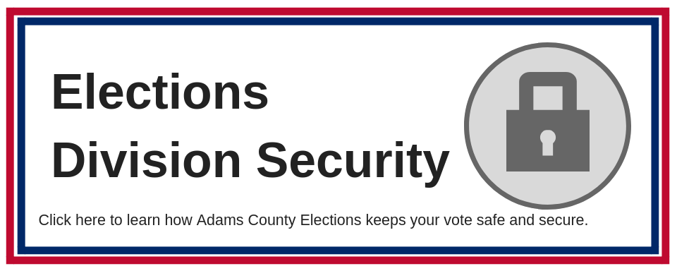Elections Security