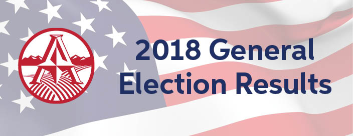 2018 General Election Unofficial Results