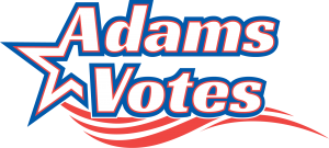 Adams Votes new look