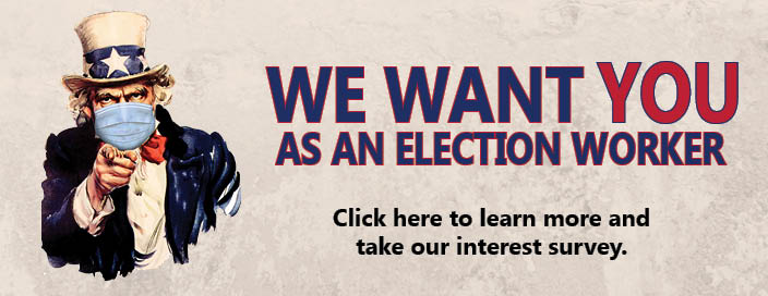 Election Worker Recruitment