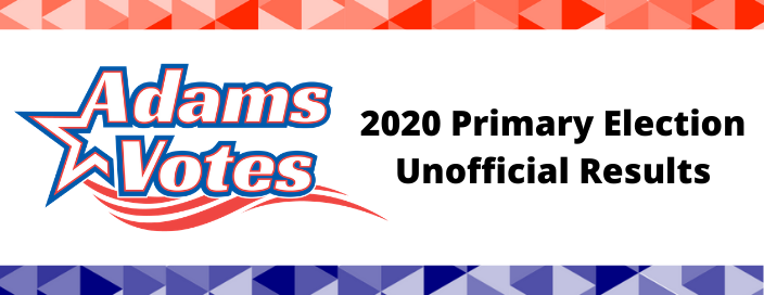 2020 Primary Election Unofficial Results